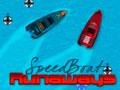 Speed Boat Runaways - Você está participando de um campeonato aquático. Sua missão é controlar seu bote pela água, passando todos os adversários que cruzar pelo seu caminho, assim sendo bem ágil e habilidoso se tornando o campeão.