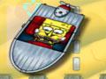 Spongebob Parking - Ajude o Bob Esponja em uma tarefa não muito fácil para ele. Manobre e coloque os barcos em suas áreas demarcadas, seja rápido antes que seu tempo acabe, evite o máximo colidir em qualquer coisa pelo cenário.