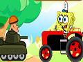 Spongebobs Revenge - Ajude o Bob Esponja enfrentar os seus inimigos. Mire e atire nos oponentes, percorra as plataformas tomando muito cuidado com obstáculos e recolha as frutas pelo caminho.