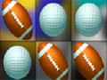 Sport Matching - Seja ágil e vença esse jogo de bejeweled clássico. Combine três bola idêntica para retirar do cenário seja rápido e marque muitos pontos.