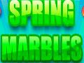 Spring Marbles - Observe atentamente as combinações que aparece no canto de sua tela. Use seu raciocínio para repeti-las no tabuleiro, selecionando corretamente cada bolinha para que não sobre nenhuma.