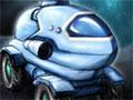 Jogo - Spy Truck, Você esta no controle de um robô que foi enviado a um planeta estranho ainda em fase de conhecimento. Sua missão é explorar o local em busca de destruir qualquer ameaça que aparecer em seu caminho.