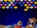 Mais um jogo de juntar as cores, no Star Gazer o objetivo é juntar três ou mais estrelas da mesma cor para eliminá-las antes que o tempo acabe com o jogo. Seja rápido para passar de nível.