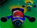 Starchase Extreme - Você é um piloto bem preparado para vencer esse campeonato. Com sua nave controle seus movimentos nas pistas e segure firme nas curvas, mostre toda a sua habilidade.