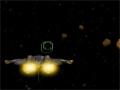 Neste jogo de Nave seu objetivo é atravessar todas as galaxias cruzando pelos portais, cuidado com a chuva de meteoritos.