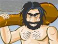 Volte e viva no tempo da idade da pedra, seja um homem das cavernas e enfrente os desafios da vida de um primitivo.
