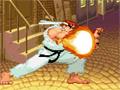 Jogo do Street Fighter, Escolha o personagem e enfrente todos os seus inimigos, neste incrível clássico do Super Nintendo.