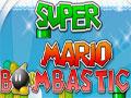 Super Mario Bombastic - Ajude o Mario a explodir tudo que encontrar pela frente. Mire sua bazuca em direção dos inimigos, você vai precisar de uma boa mira e não desperdice explosivos em vão.