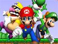 Super Mario Bomber, Auxilie o Mario Bros com sua nova missão de espalhar bombas pelo labirinto em busca de acabar com todos os seus inimigos. Um game interessante que a cada novo nível surpresas irão acontecer e oponentes mais difíceis irão aparecer.