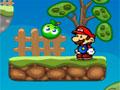 Super Mario Fruits - Enfrente mais desafio com o Mario Bros. Recolha todas as frutinhas do cenário, salte sobre as plataformas e pule em cima dos seus inimigos em cada nível.
