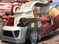 Super Slammers - Hot Wheels, Faça manobras radicas na terra, no ar e no mar. Escolha um carro e se prepare para muita ação a cada fase novas missões. Você pode ainda optar por competição de todos os níveis por mérito de pontuação.