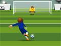 Mais um jogo de Futebol, faça cobranças de pênaltis como um profissional, elabore o percurso da bola e faça muitos Gols, mostre que você é campeão!