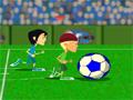 Marque diversos Gols nesta partida de futebol, escolha o seu representante e entre nesta partida emocionante.