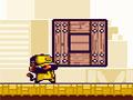 Super Stocktake - Controle o macaquinho sapeca pelo cenário. Recolha os objetos que encontrar pelo caminho, utilize corretamente alguns para completar sua missão e facilitar a jogada.