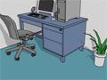 Você acabou de acordar e reparou que esta trancado dentro de um escritório, descubra uma forma para conseguir sair deste local, vasculhe todos os objetos a procura de algo que desvende como você vai consegui escapar neste jogo.