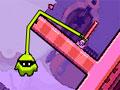 Swindler - Controle o bichinho pelo labirinto. Se estique o suficiente para recolher as estrelas e moedas, gire o cenário para alcançar todos os itens só tenha cuidado com as gosmas nas paredes.