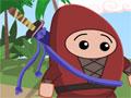 Jogo Swordless Ninja, o grande e malvado