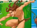 Jogo do Tarzan, você tem que ajuda-lo a passar por várias aventuras dentro da selva, passe por cima de crocodilos super ferozes, salte de cipó e consiga muitos diamantes para acumular seus pontos.