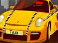 Taxi Destroyer Rush - Pilote seu táxi até os passageiros. Seu objeto é destruir os carros e obstáculos que encontrar pela frente para chegar até clientes que te esperam, seja ágil para conseguir ganhar tempo.