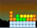 O Clássico do jogo Tetris em uma versão um pouco diferente, as peças vão caindo sobre a montanha e você vai organizando sobre a plataforma, não deixe passar sobre a marcação do jogo e não deixe as peças cair no abismo.
