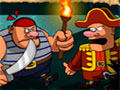 The Dead Pirates Chest - Ajude os piratas na busca de seu tesouro perdido. Passe por diversos perigos e obstáculos, escolha uma das três opções na hora da luta e conquiste cada território.