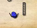 Monte um cenário aonde o ovo consiga chegar até a cesta, encaixe todas as peças e complete os níveis.