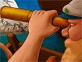 The Hunting Of The Snark - Encontre os objetos perdidos ao mar. Observe cada cena com o capitão, preste atenção a cada detalhes para achar os itens para completar a fase.