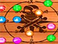 The Pirate - Remova todos os discos do tabuleiro. Faça com que ele bata um no outro para se retirar da jogada e  marcar muitos pontos.