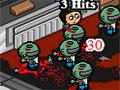 The Pocalypse Defense -  Você tem que ajudar os pixels em seu mundo. Os zumbis estão tentando dominar o território que não são deles, seja ágil para exterminá-los antes que seja tarde demais.