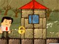 The Suspense 2 - Ajude o pobre garoto da morte. Passe pelas plataformas pelo cenário, volte ao passado para conseguir atravessar os obstáculos e recolha as chaves para abrir as portas de cada estágio.