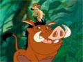 Jogo do Timão e Pumba, Os 2 amigos inseparáveis do famoso filme da Disney, sua missão é se divertir jogando Sudoku com o nosso amigo Suricato e o Javali, divirta-se!