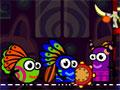 Jogo - Totem Breaker, A tribo chamada Coco-do-do precisa da sua ajuda para acabar com os membros da tribo vizinha. Sua missão é se livrar de todos eles de qualquer forma. Seja um ótimo jogador e complete todos os níveis que estão disponíveis neste game interessante.