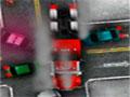 Trafficator 2 Road Panic -  Você é o controlador de trânsito. Sua tarefa é impedir qualquer tipo de acidente pelas ruas da cidade, clique sobre os veículos para parar quando estiver um obstáculo e depois para sair da pista.