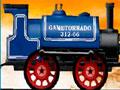 Train Mania - Você é um maquinista e tem que conduzir a carga até o seu destino. Controle o trem carreguendo com os caixotes e os leve sem deixar nenhuma mercadoria para cair.