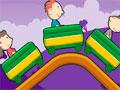 Trolleez Coaster Teaser - Você tem que controlar uma montanha-russa sensacional. Mantenha os carrinhos no trilho soltando nitro nos momentos que tem que subir com cuidado para não descarrilhar.
