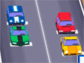 Turbo Drifters - Pilote seu carro de corrida com nunca. Ultrapasse os seus adversários com cuidado, seja ágil ao fazer os drifts e mostre aos seus oponentes que você é um verdadeiro campeão nesse ramo.