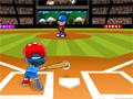 Que tal uma partida de Baseball?, tenter rebater o maior número de vezes que você conseguir.