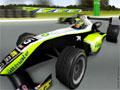 Jogo - Ultimate Formula Racing, Prepare-se para pilotar um carro de formula 1, um novo campeonato esta perto de começar e você deve estar em perfeitas condições para conseguir vencer todos os seus adversários na pista. Com este game em 3D você deve completar todas as voltas em primeiro lugar, divirta-se!