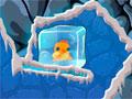 Unfreeze Me 3 - Salve o passarinho do cubo de gelo. Mire e atire �gua no alvo, seja �gil para completar a tarefa antes que o tempo se esgote.