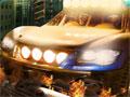 Urban Crusher 2 - Dirija seu carro monster pelas ruas. Destrua passando por cima de tudo pelo caminho, salte para recolher as moedas e assim conseguir cumprir a prova e mudar de nível.