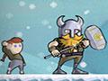 Viktor The 1 - Ajude o guerreiro Viking cumprir sua miss�o. Use seu armamento de acordo com cada inimigo, lute mostrando que voc� � o melhor dos melhores no que faz.