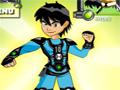 Vista o Ben 10, troque as roupas deste super-herói, veja neste jogo qual é a que mais se encaixa com o Ben 10.