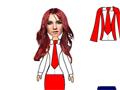 Jogo do Rebelde, seu objetivo é vestir os personagens do RBD, aproveite para ler o que eles dizem quando você esta escolhendo as roupas.