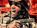 WWII Soldier - Você é um soldado muito eficiente em um grande conflito. Use sua arma para eliminar os inimigos, acerte bem na cabeça para facilitar sua missão.