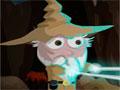 Waldo The Wizard - Ajude o feiticeiro salvar o dragão que está preso na floresta. Você tem que resolver enigmas e encontrar objetos para serem usados no decorrer de cada fase.