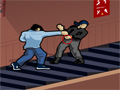 Uma perigosa gangue esta aterrorizando toda a cidade, mostre que você é um fera em Muay Thai e acabe com todos eles.