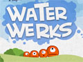 Jogo Water Werks, seu objetivo é conduzir os blobs com jatos de água da mangueira até a saída representada por uma especie de copo, complete todos os níveis do game e divirta-se!