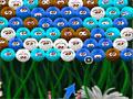Jogo Woobies, Ajude as divertidas criaturas Woobies, seu objetivo é juntar as que representam as mesmas cores e assim eliminar do jogo, seja rápido para que a pedra não esmague todos eles, divirta-se!