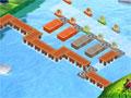 Seu objetivo é construir uma ponte com as peças de cada nível, divirta-se!