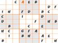Wordoku - Preencha com muita agilidade cada coluna do jogo. Coloque as letras sem se repetir em cada fileira, usando o raciocínio e a lógica para concluir todos os estágios.